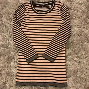 Karl Lagerfeld Striped Sweater
